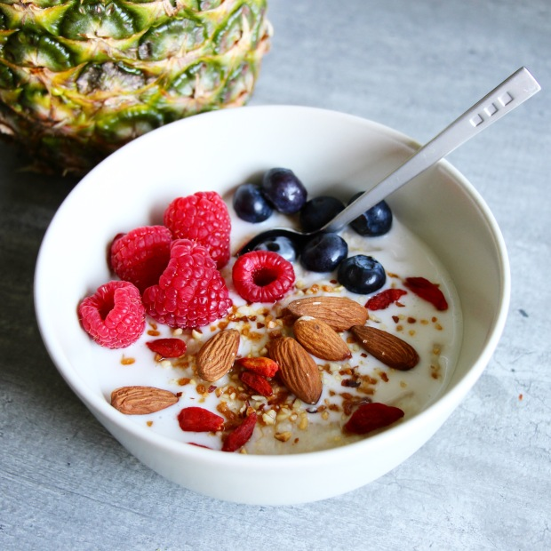 Coco porridge