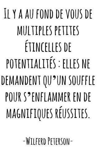 Potentialités
